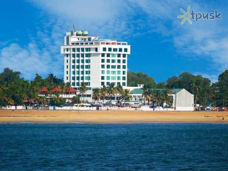 Отель The Quilon Beach Hotel 5* Керала Индия