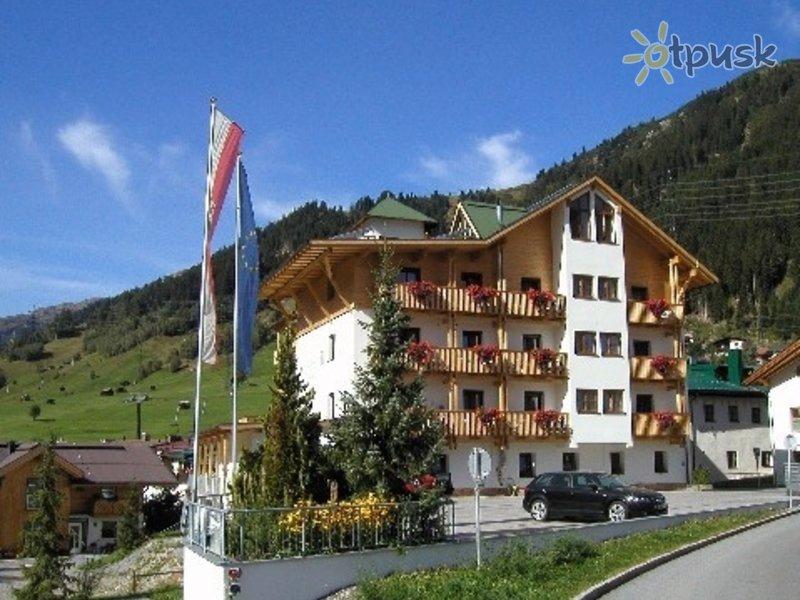 Отель Nassereinerhof Hotel 3* Санкт-Антон Австрия