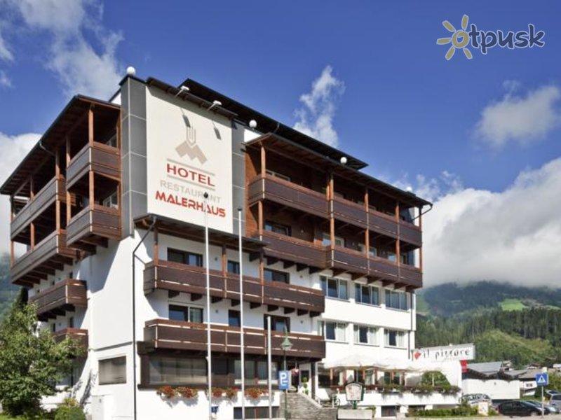 Отель Malerhaus Hotel 4* Фюген Австрия