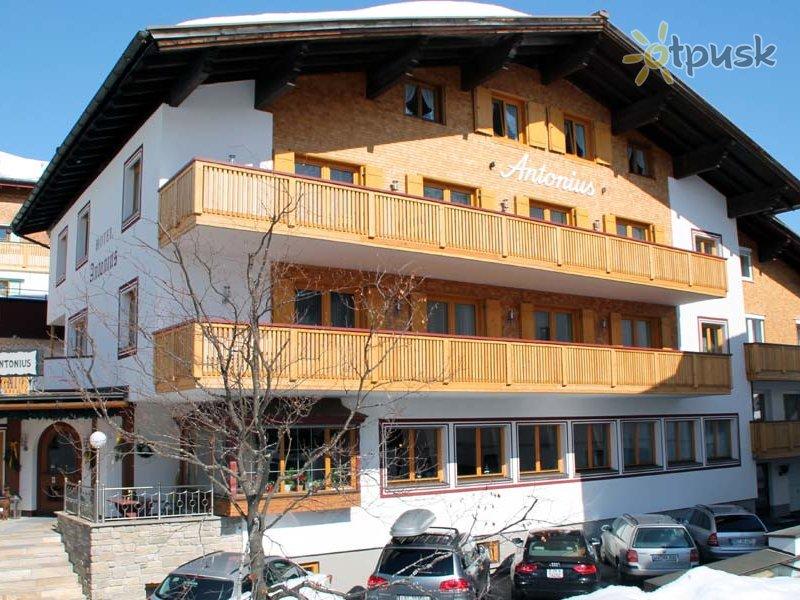 Отель Antonius Hotel 4* Лех Австрия