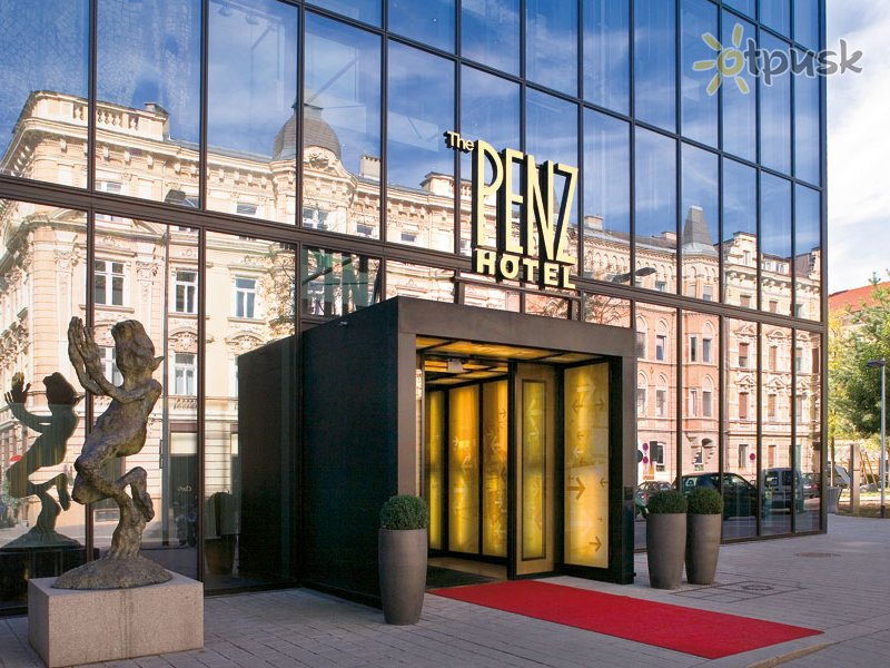 Отель The Penz Hotel 4* Инсбрук Австрия
