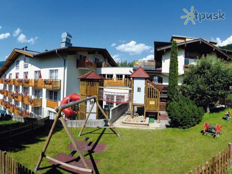 Отель Kinderhotel Rudolfshof Kaprun 4* Капрун Австрия