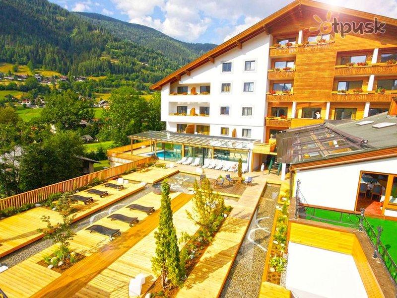Отель NockResort Hotel 4* Бад Кляйнкирххайм Австрия