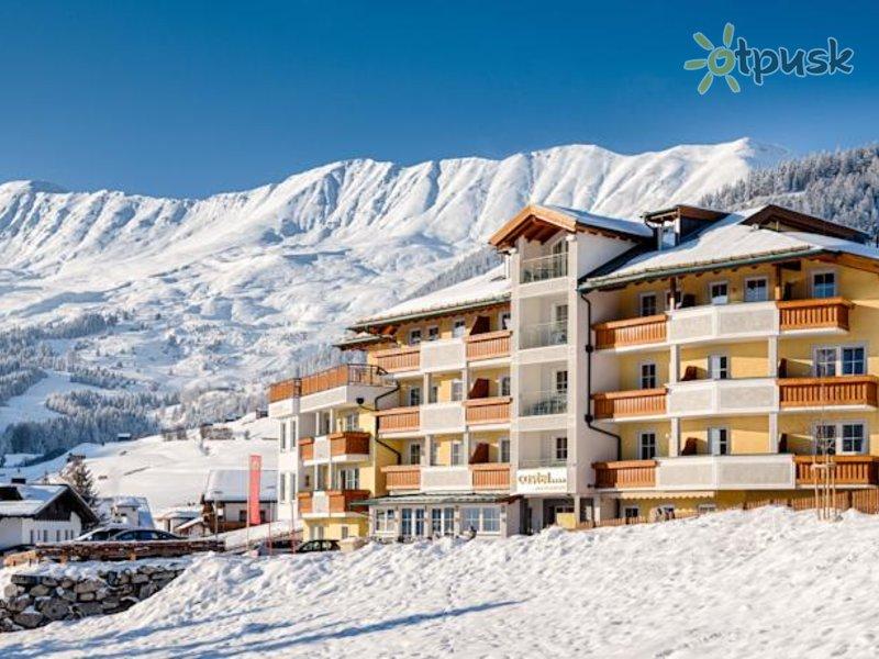 Отель Castel Hotel 4* Серфаус Австрия