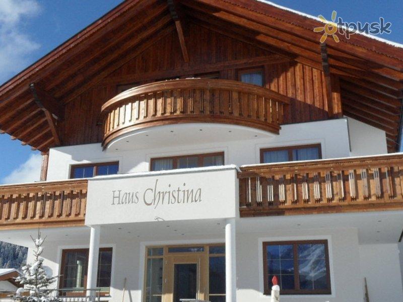 Отель Christina Haus 1* Серфаус Австрия