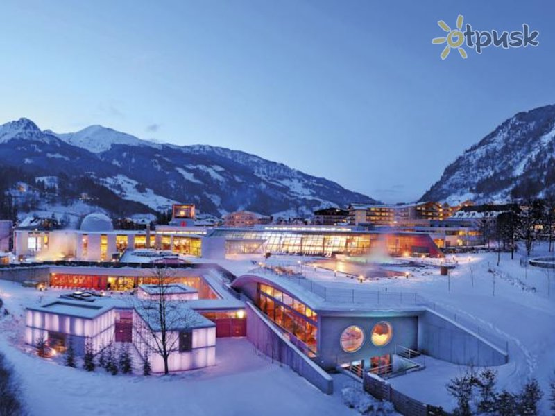 Отель Norica Hotel 4* Бад Хофгаштайн Австрия