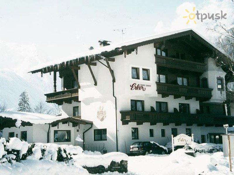 Отель Erler Garni Hotel 3* Майрхофен Австрия