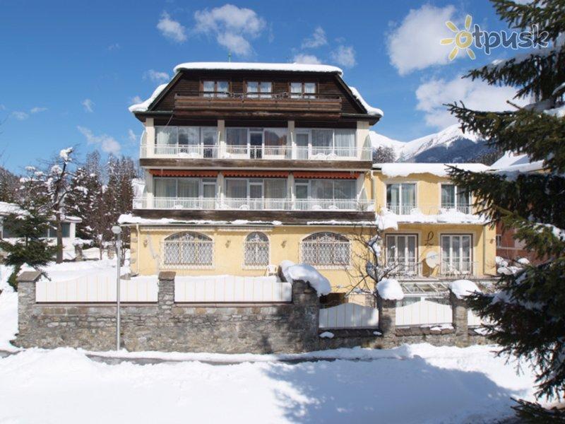 Отель Lindenhof Boutiquehotel 3* Бад Гаштайн Австрия