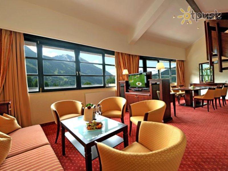 Отель Sonngastein Hotel 4* Бад Гаштайн Австрия