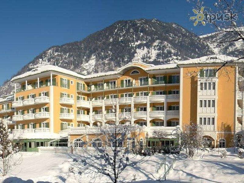 Отель Grand Park Hotel 5* Бад Хофгаштайн Австрия
