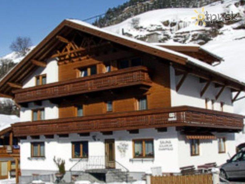 Отель Bergblick Pension 2* Зельден Австрия