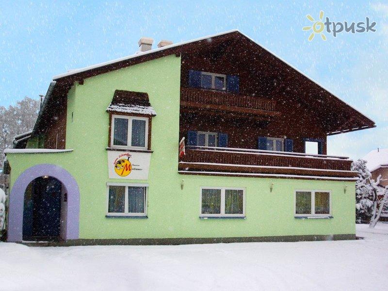Отель Mullauer Pension 2* Цель ам Зее Австрия