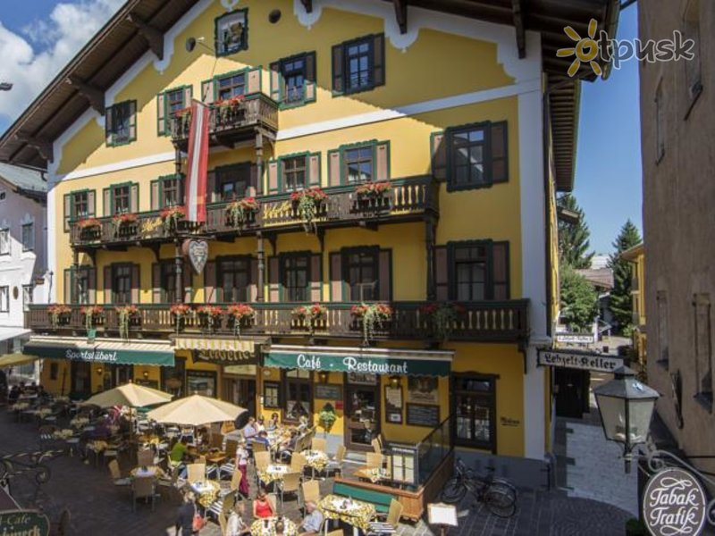 Отель Lebzelter Hotel 3* Цель ам Зее Австрия