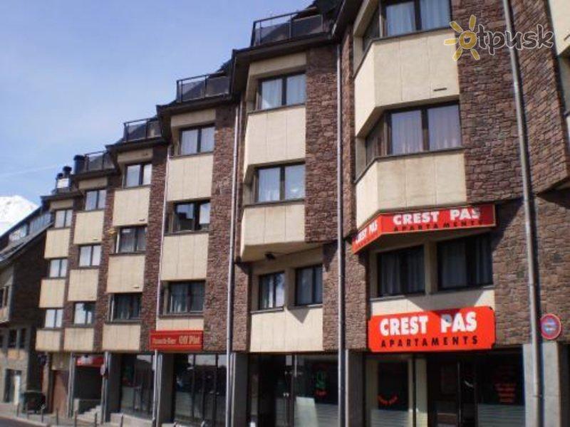 Отель Crest Apartaments 3* Па де ля Каса Андорра