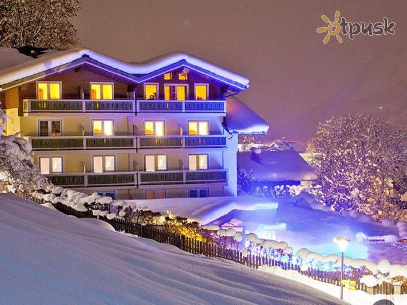 Отель Berner Hotel 4* Цель ам Зее Австрия