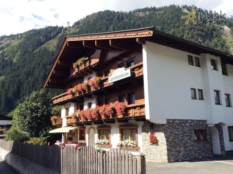 Отель Larchenheim 2* Майрхофен Австрия