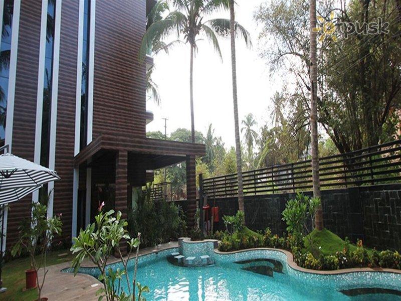 Отель Celestiial Boutique Hotel 3* Северный Гоа Индия
