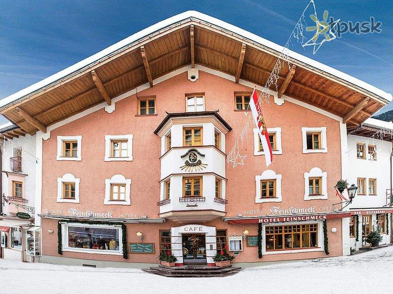 Отель Cella Central Historic Boutique Hotel 4* Цель ам Зее Австрия