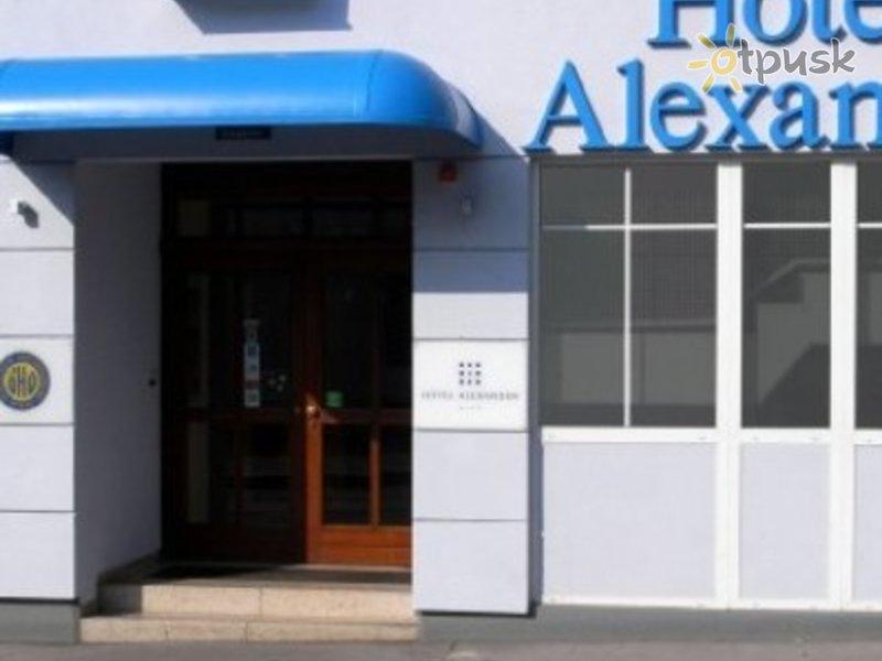 Отель Alexander Hotel 3* Вена Австрия