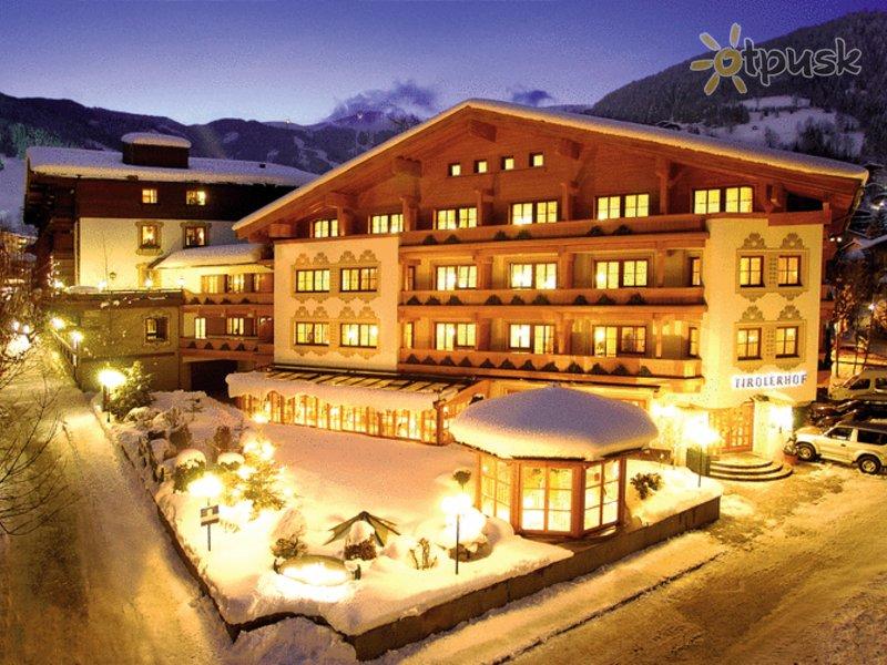 Отель Tirolerhof Hotel 4* Цель ам Зее Австрия