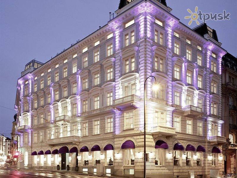 Отель Sans Souci Wien Hotel 5* Вена Австрия