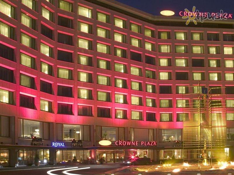 Отель Crowne Plaza Helsinki 4* Хельсинки Финляндия