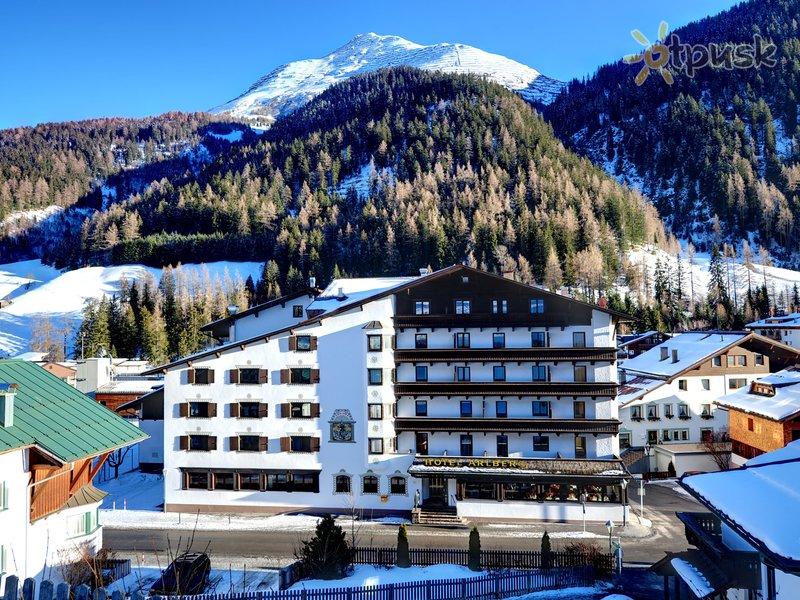 Отель Arlberg Hotel 4* Санкт-Антон Австрия