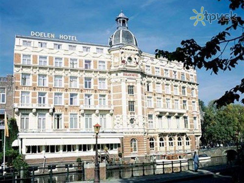 Отель NH Amsterdam Doelen 4* Амстердам Нидерланды