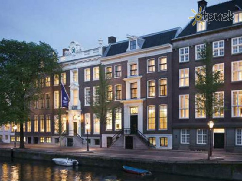 Отель Waldorf Astoria Amsterdam 5* Амстердам Нидерланды