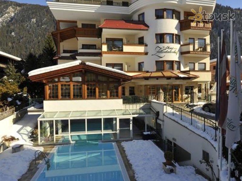 Отель Zillertalerhof Hotel 4* Майрхофен Австрия