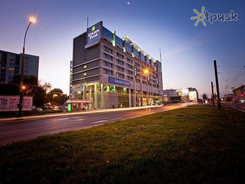 Отель Golden Tulip Warsaw Centre 3* Варшава Польша