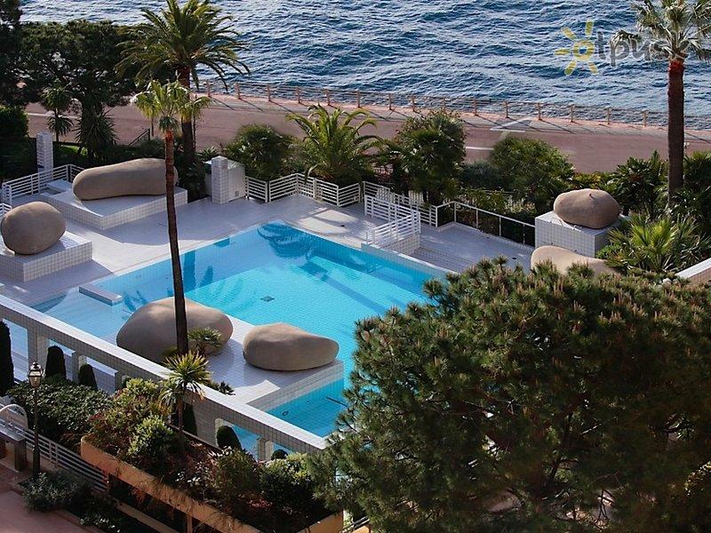 Отель Columbus Hotel 3* Монте-Карло Монако