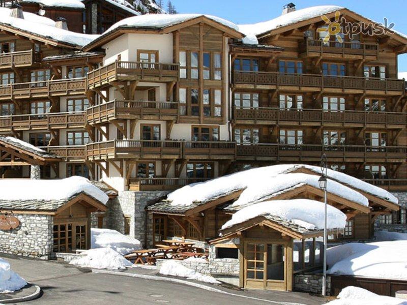 Отель Les Barmes de L'Ours 5* Валь д'Изер Франция