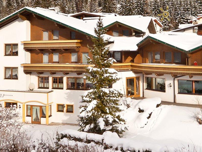 Отель Erlebnishotel Sonnalp 4* Пертисау Австрия