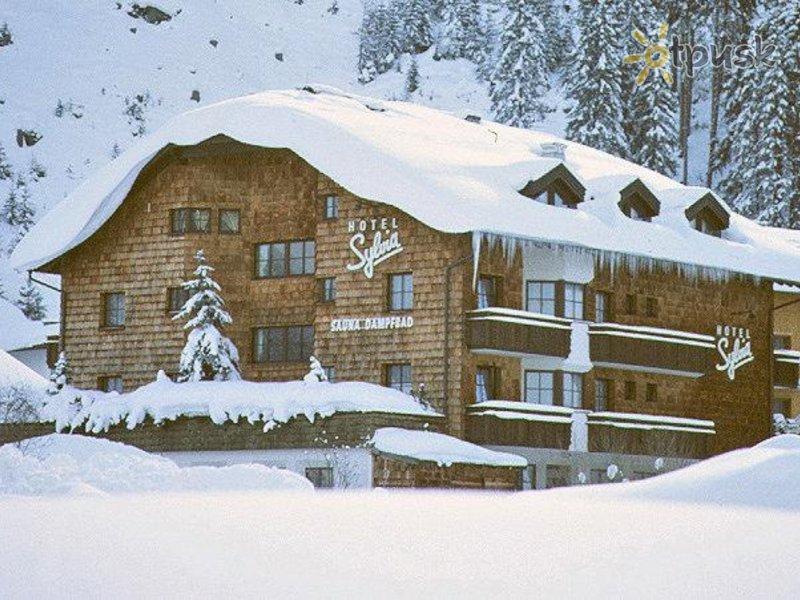 Отель Sylvia Hotel 4* Ишгль Австрия