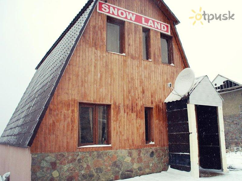 Отель Snow Land Hostel 2* Гудаури Грузия