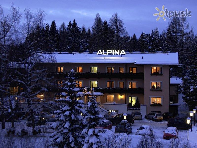 Отель Alpina Hotel 3* Зеефельд Австрия