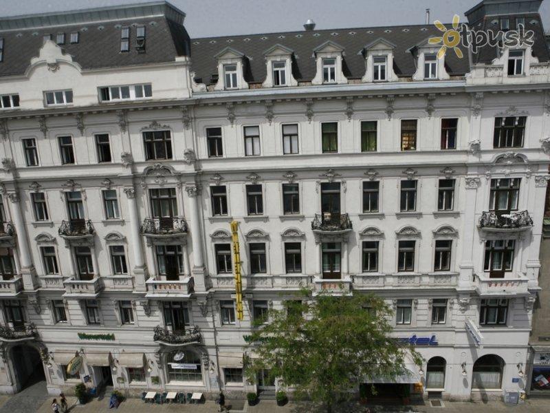 Отель Tourotel Mariahilf 3* Вена Австрия