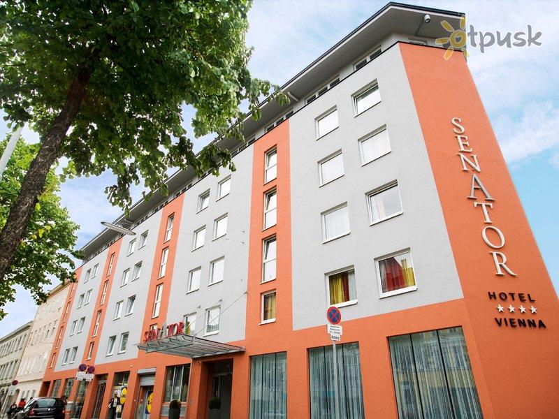 Отель Senator Hotel 3* Вена Австрия