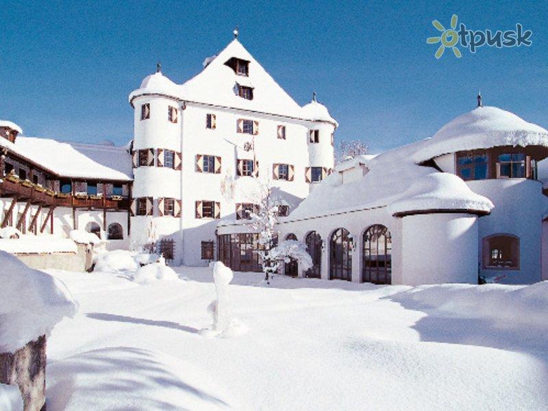Отель Mira Hotel Schloss Rosenegg 4* Кицбюэль Австрия