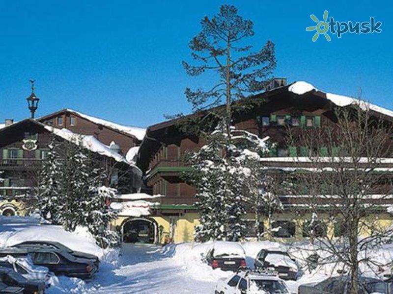 Отель Unterhof Hotel 4* Зальцбург Австрия