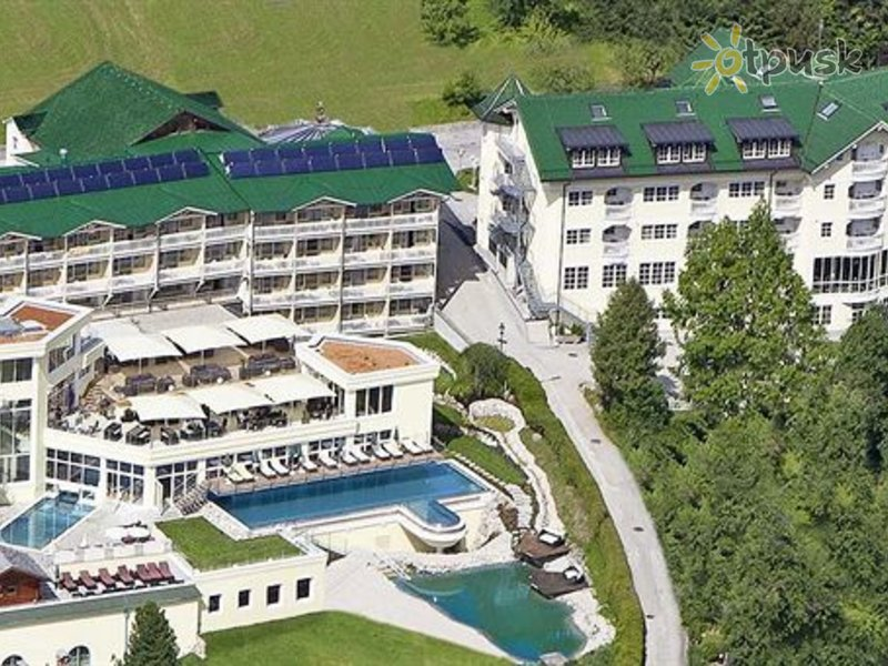 Отель Wellness - Golf - Ski - Familotel Dilly 4* Зальцбург Австрия