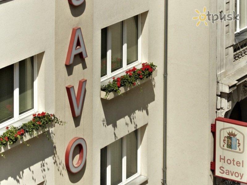 Отель Savoy Hotel 3* Вена Австрия