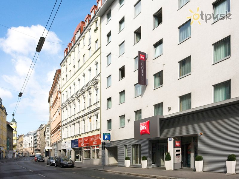 Отель Ibis Wien City 3* Вена Австрия