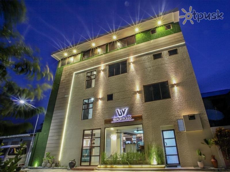 Отель BeachWood Hotel 3* Южный Мале Атолл Мальдивы