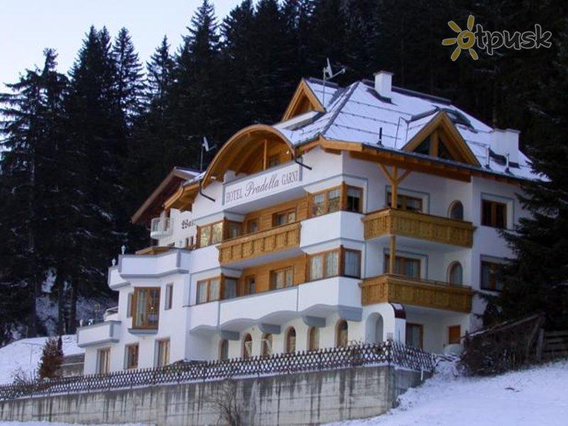 Отель Garni Pradella Hotel 3* Ишгль Австрия
