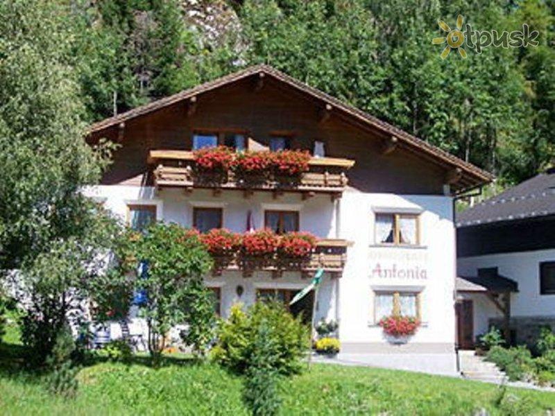 Отель Haus Antonia 3* Санкт-Антон Австрия
