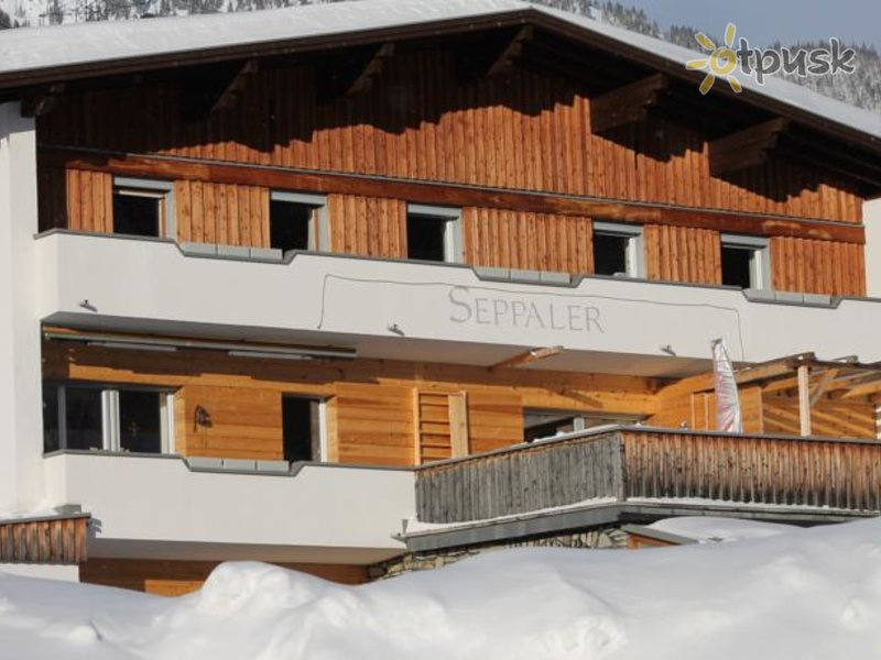 Отель Ski Lodge Seppaler 3* Санкт-Антон Австрия