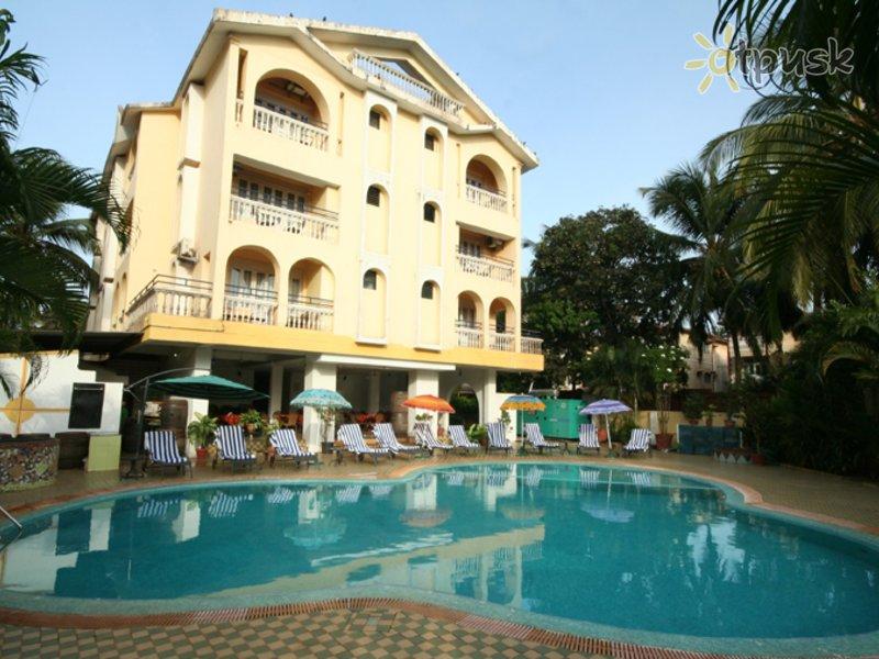 Отель Lambana Resort 3* Северный Гоа Индия