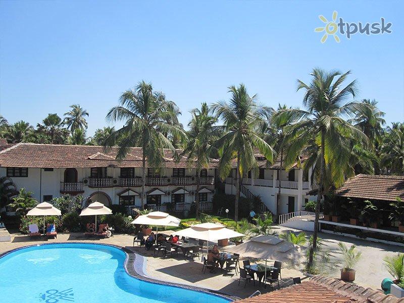 Отель Marquis Beach Resort 3* Северный Гоа Индия